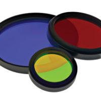 Schott, Hoya Filter Glass optical bandpass filters JNS Glass & Coatings