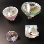 glass reflectors